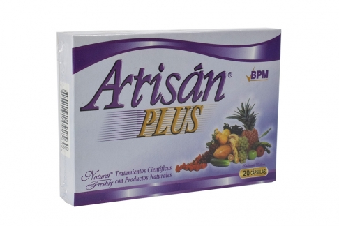 Artisán Plus Caja Con 20 Cápsulas