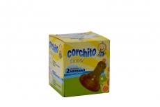 Chupo Corchito Caja Con 1 Unidad
