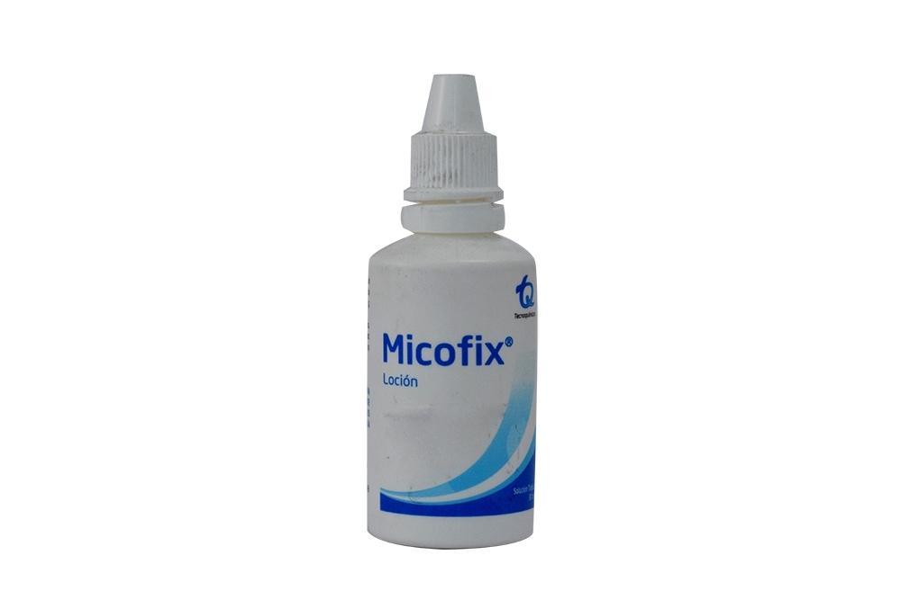 Micofix Loción Caja Con Frasco Con 30 mL Rx
