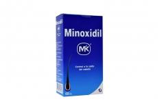 Minoxidil 2 % Loción Caja Con Frasco Con 60 mL