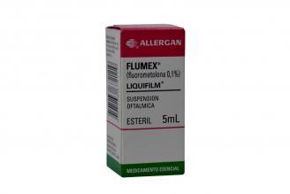 Flumex Caja Con Frasco Gotero X 5 mL Rx