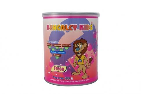 Bencalcy Kids Sabor A Fresa Tarro Con 500 g