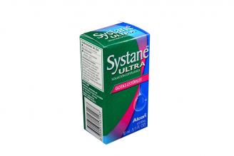 Systane Ultra Solución Oftálmica Caja Con Frasco 10 mL