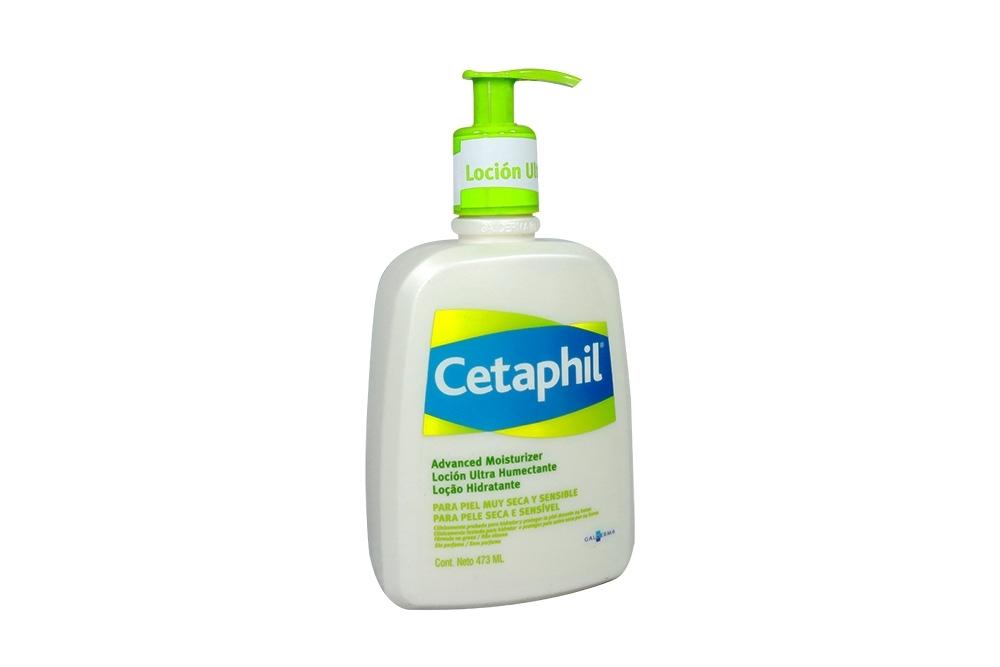 Cetaphil Ultra Humectante Frasco Con 473 mL - Hidratación