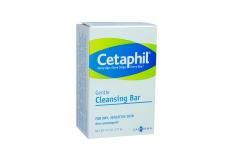 Jabon Cetaphil Gentle Clesing Bar Caja Con Barra Con 127 g - Antibacterial