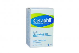Jabon Cetaphil Gentle Cleansing Bar Caja Con Barra Con 127 g