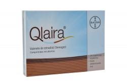 Qlaira Caja Con 28 Comprimidos Recubiertos Rx Rx1