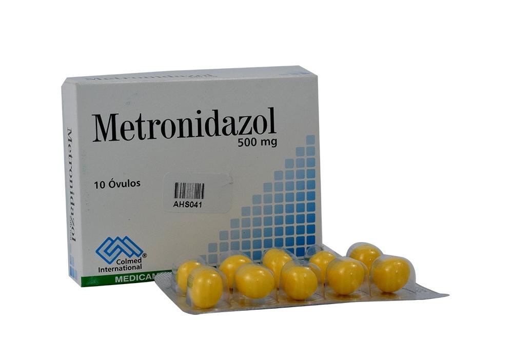 Para Que Sirve El Metronidazol Ovulos