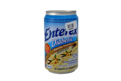 Enterex Diabetic Vainilla Latax237 mL / Amarey
