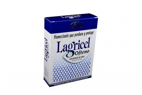 Lagricel Ofteno Caja Con 20 Envases Con 0.5 mL Dosis Única