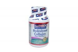 Hydrolyzed Collagen Frasco Con 60 Cápsulas