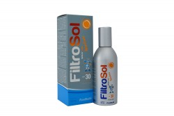 Filtrosol Spf 30 Caja Con Spray con repelente x 100 mL
