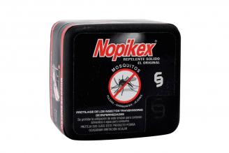 Repelente Nopikex Sólido Frasco Con Barra Con 50 g