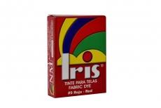 Tinte Iris Para Telas Tono Rojo Caja Con 9 g