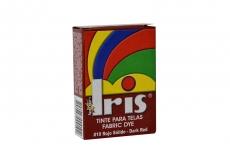 Iris Tinte Para Telas Caja Con Bolsa Con 9 g –  Tono Rojo Solido