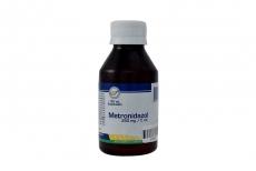 Metronidazol Suspensión 250 mg Frasco Con 120 mL Rx2