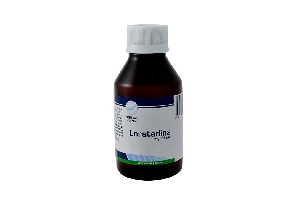 Loratadina Medi Mart 100 mg jarabe 60 ml | Superama a