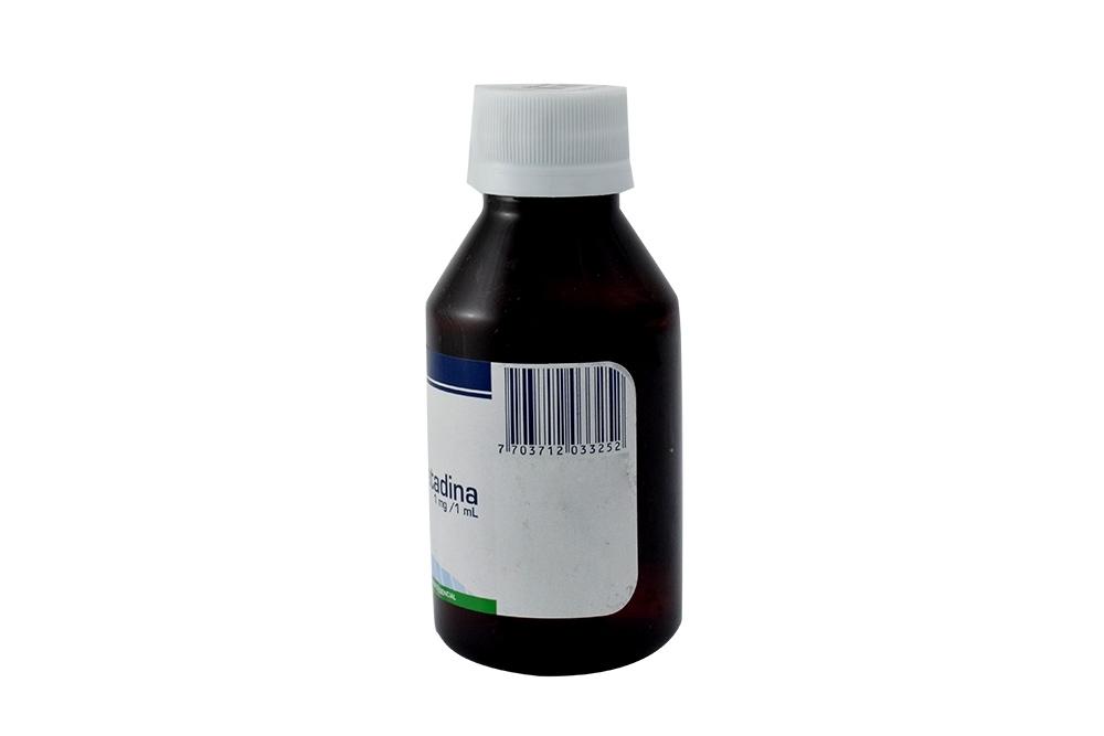 Rinomex Loratadina 2,5 mg Jarabe 100 mL | Chile