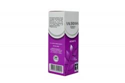 Valeriana Solución Caja Con Frasco Con 60 mL