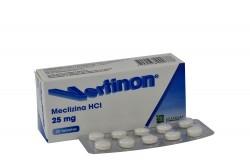 Vertinon 25 mg Caja x 30 Tabletas RX