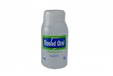 Travad Oral Frasco x 133 mL Sabor Limón Rx