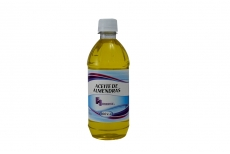 Aceite De Almendras Frasco Con 500 mL