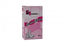 Acido Borico Disanfer Caja Con 100 g