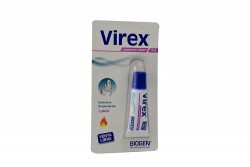 Virex Ungüento Labial Caja Con Tubo Con 10 g