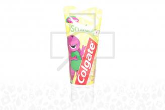 Crema Dental Colgate Barney Para Niños Tubo 75 mL
