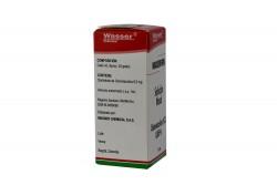 Wasserfrin 0.05% Solución Caja Con Frasco Con 15 mL Rx