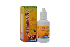 Vitamina C 100 mg / mL Solución Oral Caja Con Frasco Con 30 mL