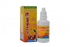 Vit C 200 mg Frasco Con 30 mL