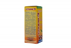 Vit C 200 mg Frasco Con 30 mL