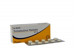 Trimebutina Maleato 200 mg Caja Con 30 Tabletas Rx