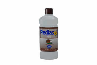 Pediasol 45  Frasco Con 500 mL - Sabor Coco