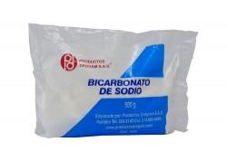 Bicarbonato De Sodio Drogam Bolsa Con 500 g