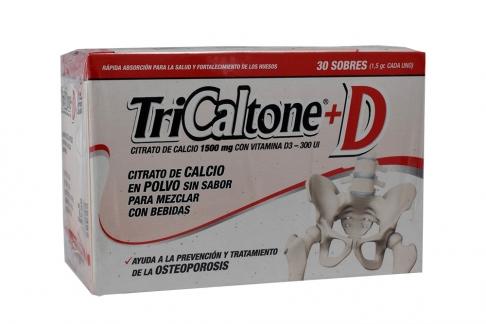 Tricaltone+ D 1.5 g x 30 Sobres