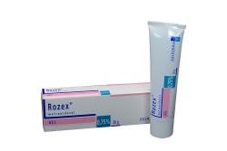 Rozex 0,75 % Gel Caja Con Tubo Con 30 g Rx