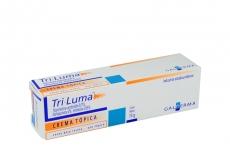 Tri-Luma Crema Caja Con Tubo Con 15 g Rx3
