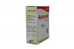 Adexgrip Polvo 250 g Para Solución Oral Caja Con 6 Sobres - Sabor A Limón