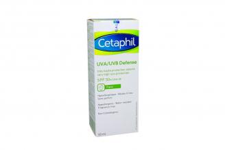 Cetaphil Spf 50 Caja Con Tubo Con 50 mL - Protector Solar