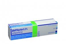 Differin 0.3% Gel Caja Con Tubo Con 30 g Rx