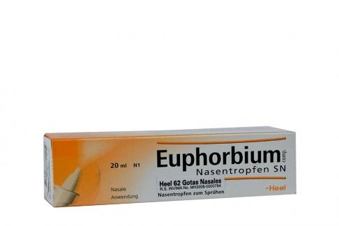 Euphorbum Frasco Con 20 mL
