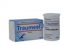Traumeel Frasco X50 Tabletas