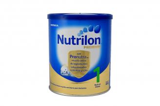 Nutrilon Premium 0 a 6 Meses Tarro Con 400 g