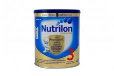 Nutrilon Premium 3 Tarro Con 400 g