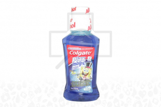 Colgate Plax Magic Frasco Con 250 mL