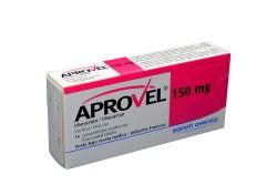 Aprovel 150 mg Caja Con 14 Comprimidos  Rx