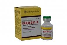 Kenacort-A 10 mg Caja x 1 Vial De 5 mL Rx