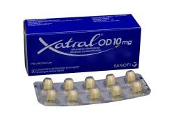 Xatral OD 10 mg Caja Con 30 Comprimidos De Liberación Prolongada Rx
